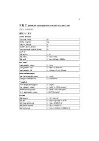 GENERAL UNITS AND CONSTANTS, Exercises for Engineering