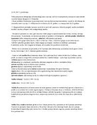 ORTODONCIJA, ORTOPEDIJA VILICA, PRESLUSANA, PREDAVANJA, Beleške' predlog Ortodoncija