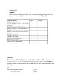bookkeeping notes about the accounting personnel