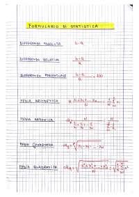Formulario di statistica sociale