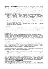 diritto della comunicazione e concorrenza - telecomunicazioni