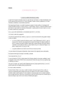 ECONOMIAS  DEL SIGLO XX