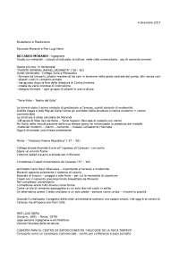 Architettura Italiana in Venezuela , Appunti di Architettura