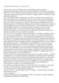 """Appunti su Foscolo di Filologia italiana + riassunto libro """"Foscolo"""" della Terzoli"""