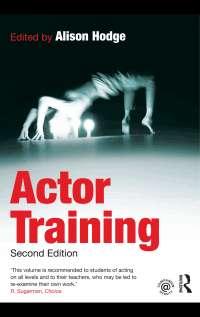 Acting book. Libro di recitaizione, ottimo.
