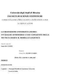 Transazione università-lavoro