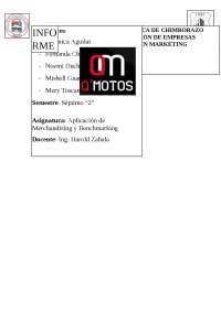informe-de-la-competencia de q motos marketing
