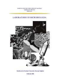 Laboratorio microbiologia