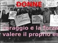 tesina sulle donne e il movimento femminista