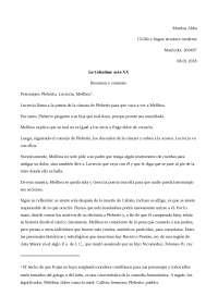 """""""La Celestina"""", atto XX"""