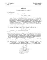 Classical mechanics problems goldstein
