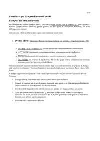 Didattica dell'italiano per stranieri - Della Putta 2017, settimana 2