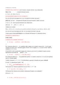 esame di istituzioni matematiche parziale 1