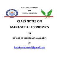 Class Notes-Managerial Economics. MBA Students_3