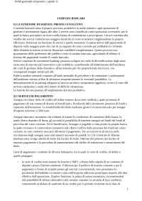 tecnica bancaria profili gestionali capitolo 11