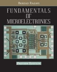 behzad razavi book on microelectronics