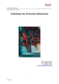 Bosch rexroth formulario, Notas de estudo de Engenharia Mecânica