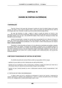 Equipamentos e acionamentos - equipamentos 6, Notas de estudo de Eletrônica