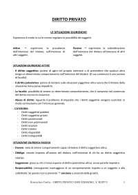 DIRITTO PRIVATO LINEE ESSENZIALI - V. Roppo