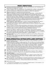 schema sulla glomerulonefriti