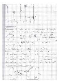 Esercizi scienza delle costruzioni e appunti