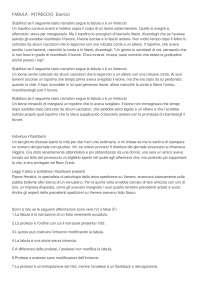 Esame letteratura italiana