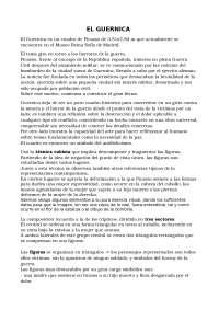 Pablo Picasso: El Guernica