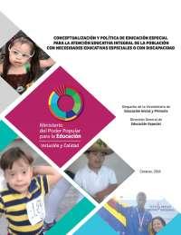 conceptualizacion y politica de educacion especial en venezuela 2017