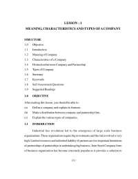 company law notes......Companies. Ordinance, 1984. The book includes a lucid discussion with salient features on the above Ordinance. CONTENTS. Introduction,. Promotion and.