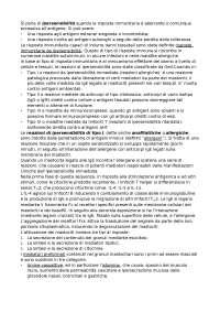 Immunopatologia generale