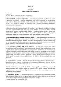 Diritto Privato (F. Bocchini - E. Quadri) [Dispensa]
