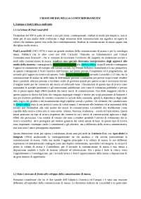 A. Abruzzese - P. Mancini (2007) Sociologie della comunicazione.