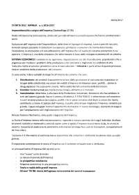 """Storia dell'impresa"" (magistrale) Prof.ssa Strangio"