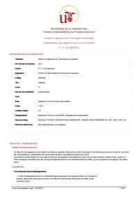 Control e Instrumentacion de procesos químicos programa US