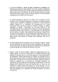 LÉXICO SEMANA CUESTIONARIO 11