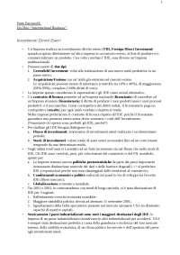 internazionalizzazione delle imprese internazionali - parte Baroncelli
