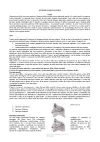 Otorinolaringoiatria - appunti e dispense