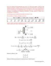 Columna de destilación 1 sistema Benceno/Tolueno (Henley & Seader)