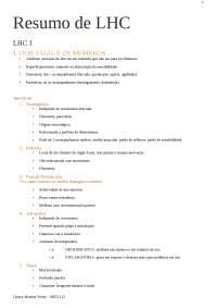 Resumo Semiologia SNC