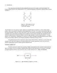 Quantitation of protein using Biuret method