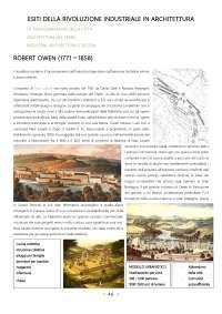 Storia dell'architettura Contemporanea argomenti 2
