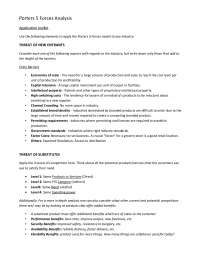 porters five forces application toolkit