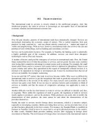International Economic Law Notes 2