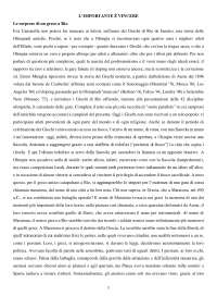 Riassunto completo libro l'importante è vincere di Eva cantarella e Ettore Miraglia