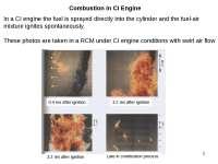 Internal combustion engine ppt