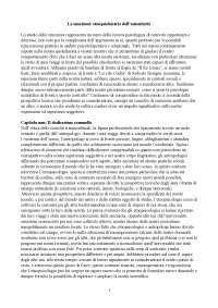 Etnopsicologia dell'emozione.