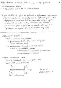 Analisi strutturale - Comsol