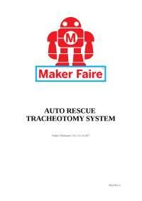 AUTO RESCUE TRACHEOTOMY SYSTEM