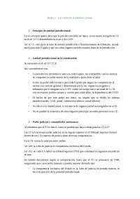 Derecho Procesal 1r parcial