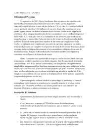 caso aquializa analisis del caso conclucluaoiens y recoemndasciones